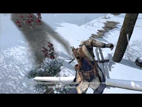Assassin's Creed 3 - Official AnvilNext Trailer [NL]