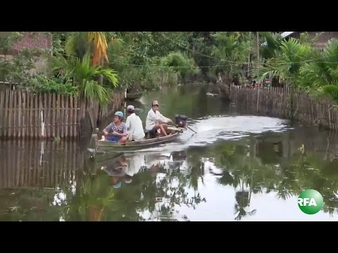 Climate Change Impacts on Health and Living Standards in Myanmar