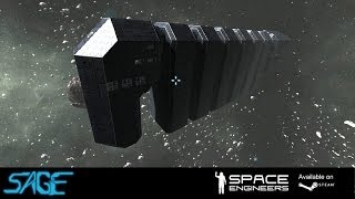 Space Engineers, Heavy Cargo Ship