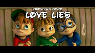 Khalid And Normani - Love Lies (Chipmunks Cover) Video