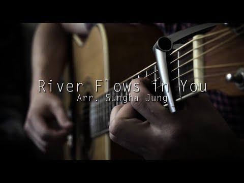 Yiruma - River Flows in You (Guitar Cover) Mp3