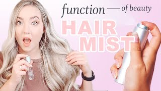 Function Of Beauty Hair Mist *HONEST REVIEW*