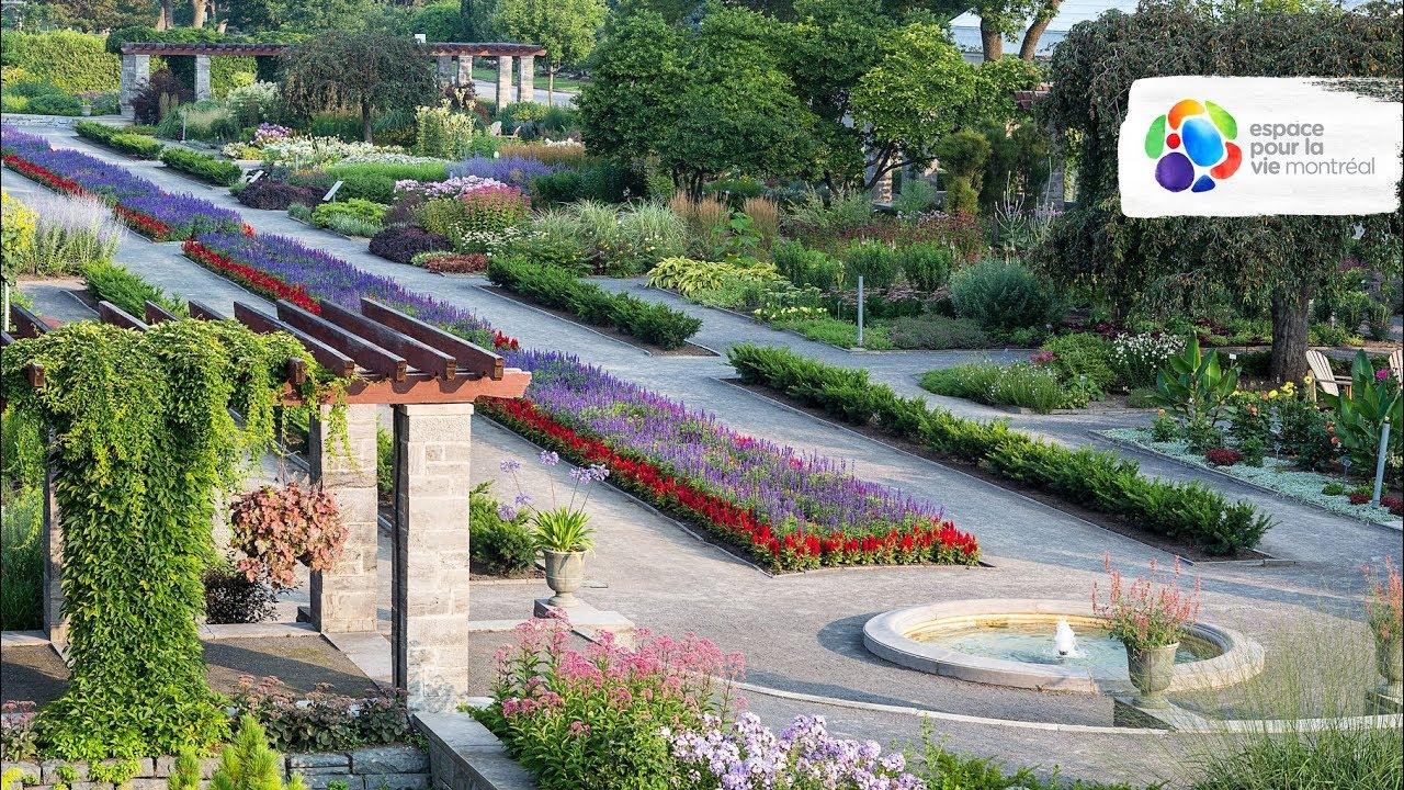 Botanical Garden Space For Life