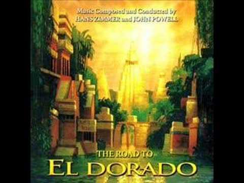 The road to el dorado friends never say goodbye