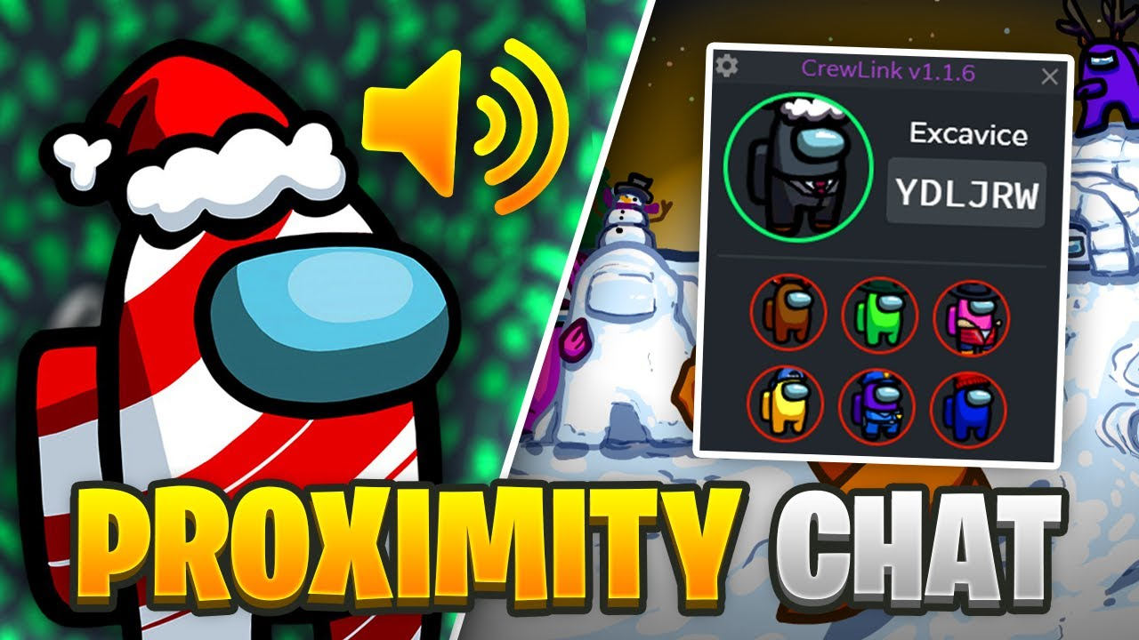 Quick & Easy! How To Play Among Us Proximity Chat Tutorial   Crewlink Download & Set Up (New Method)