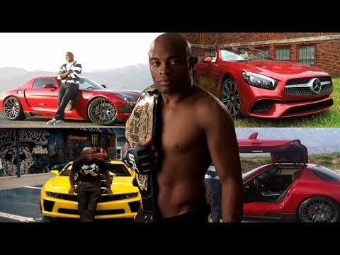 Anderson Silva Cars Collection 2017 - YouTube