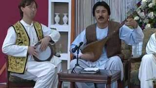 Ali Daryab the hazara singer sings in negaah TV