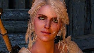 Witcher 3: We meet Ciri!! Modded!
