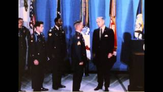 Medal of Honor Presentation by President Lyndon B. Johnson, 11/19/1968