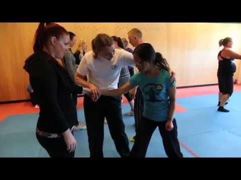 Selvforsvarskurs for kvinner - Drammen Krav Maga