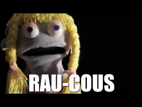 70. Raucous - Word of the Day - Learn with Cindy
