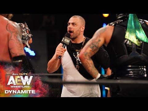 Real talk from Eddie Kingston  | AEW Saturday Night Dynamite 8/22/20