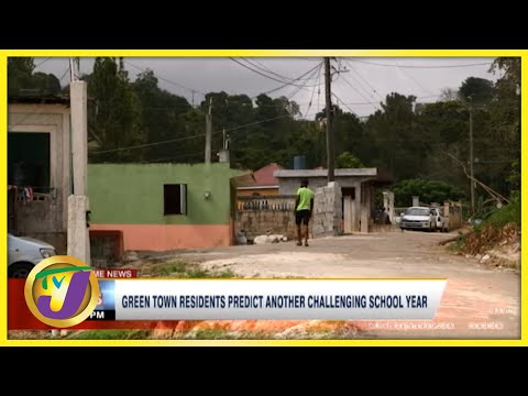 Green Town Residents Missing from School | TVJ News - Sept 6 2021