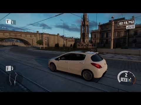 FORZA MOTORSPORT 7 - Peugeot 308 gti gameplay
