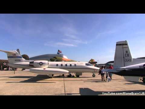 2012 Andrews AFB Airshow - Static Display Tour