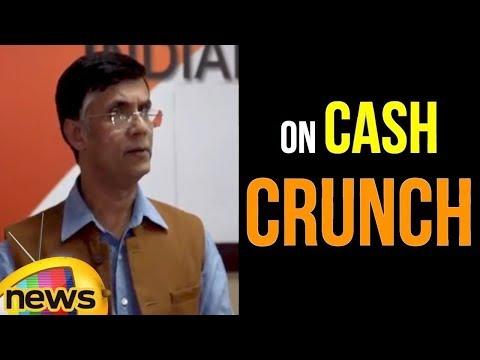 Pawan Khera in Congress HQ on Cash Crunch   Mango News