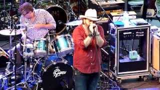I Thought You Should Know ~ Steve Earle ~ Music in Minnesota Zoo 8-1-13