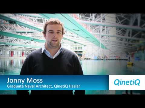 QinetiQ People Who Know How, featuring Jonny Moss
