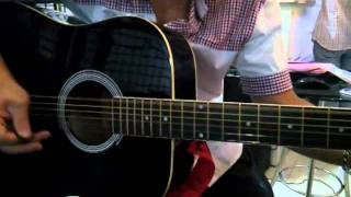 Bất lực- guitar Hoàng hiếu acoustic
