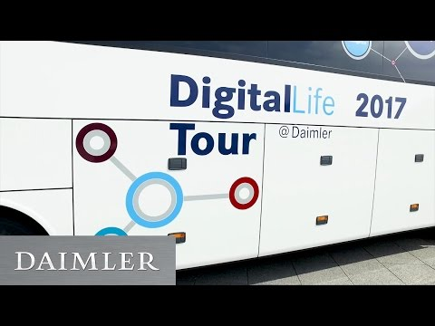 DigitalLife@Daimler: Open Space 2017