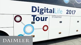 DigitalLife@Daimler  Open Space 2017