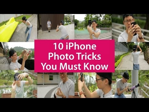 10 iPhone Photo Tricks You Must Know