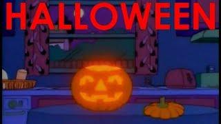 Parlons Simpson #25 Les épisodes d'Halloween