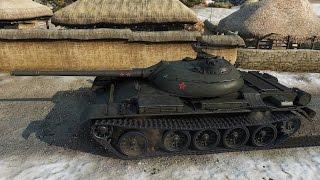 WoT T-54 | 8.300+ DMG | 10 kills - Sacred Valley