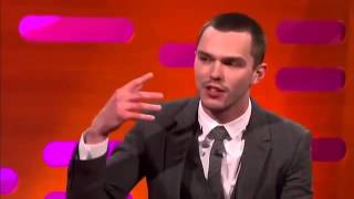 The Graham Norton Show S12E13 Denzel Washington Conor Maynard Nick Hunt Bill Bailey