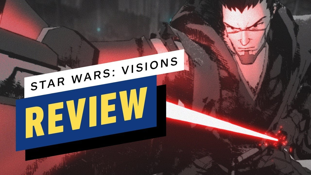 Review: 'Star Wars: Visions' Finally Breaks Free From The ...