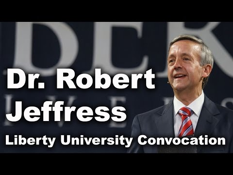 Dr. Robert Jeffress - Liberty University Convocation