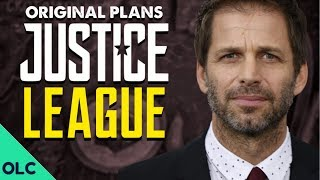JUSTICE LEAGUE: The Truth Behind The Zack Snyder Cut