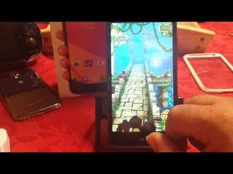 Temple Run On Blu Dash 5.5