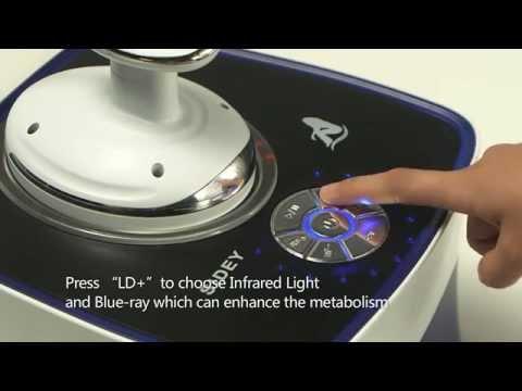 gs8 2e fast slimming machine