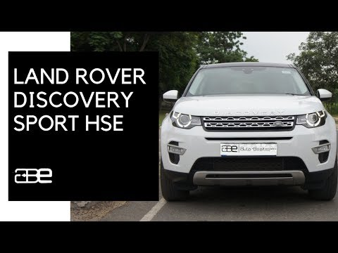 land rover discovery sport hse luxury 2015 - used car for sale | abe
