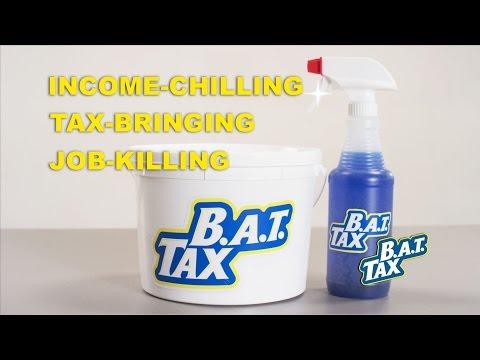 B.A.T. is a BAD Tax
