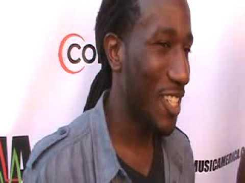 MN Black Music Awards Red Carpet Toki Wright