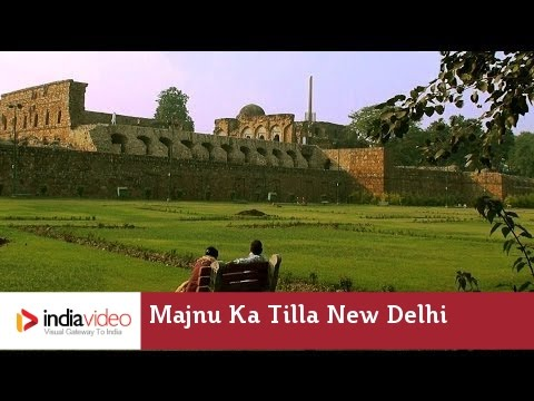 Majnu Ka Tilla showcases an exotic spiritual blend with Muslim, Sikh and Tibetan stories