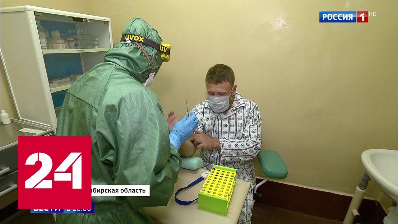Вакцина сделает реальным возвращение к привычной жизни - Россия 24