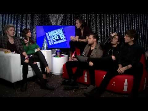 One Direction Backstage Interview - NYRE 2015