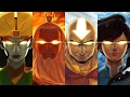 Top 50 Strongest Avatar The Last Airbender & Legend Of Korra Characters 安昂 柯拉 [series Finale] video