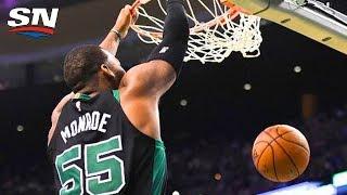 Raptors Sign Greg Monroe and Spurs
