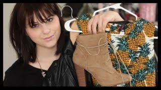 Online Shopping Tips & SPRING HAUL!: Farminista, PLNDR, and SheInside Thumbnail