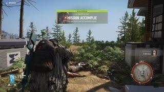 Tom Clancy's Ghost Recon® Breakpoint évènement terminator première missions
