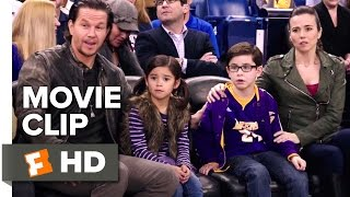 daddys home movie clip   basketball shot 2015   mark wahlberg linda cardellini comedy hd