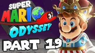 Super Mario Odyssey - Part 19 - Dark Side Of The Moon