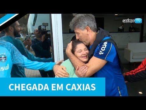 Tricolor em Caxias do Sul l GrêmioTV