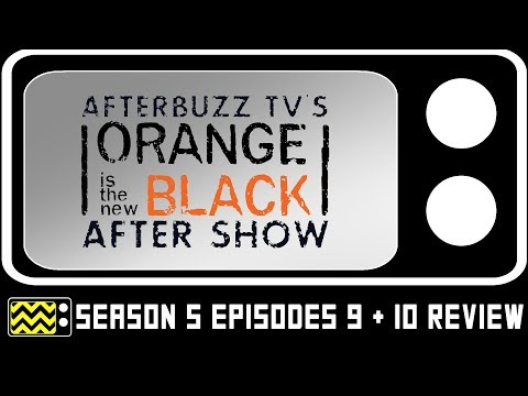 Download Orange is the New Black Season 5 Episodes 9 & 10 Review & AfterShow | AfterBuzz TV