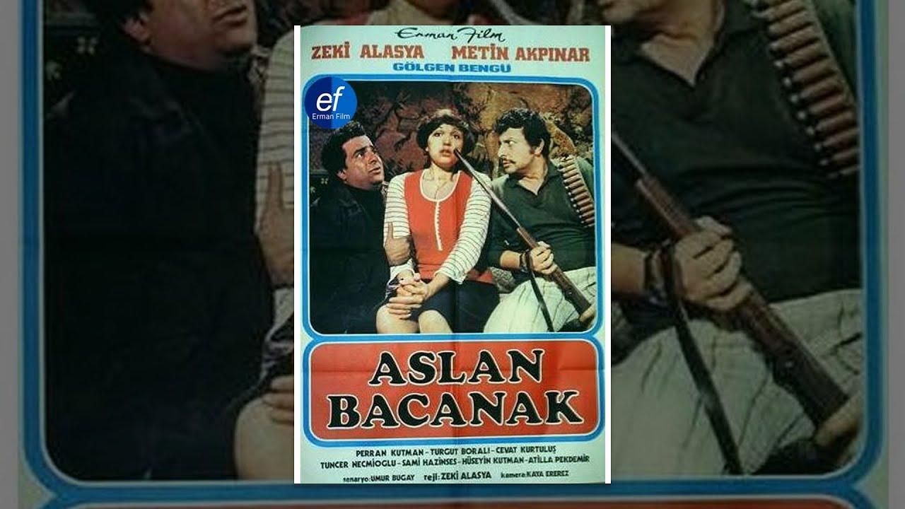 Aslan Bacanak (1977) - Zeki Alasya & Metin Akpınar