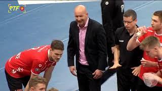 Volleyball 1.Bundesliga: TV Rottenburg vs. SWD powervolleys Düren - Mehr Beiträge zur Volleyball Bundesliga auf Sporttotal.tv